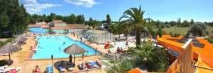 a CLOS VIRGILE - PANORAMIQUE PISCINE